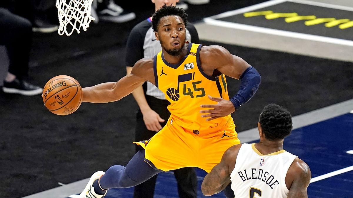 Friday NBA picks from Blarington: Mavericks vs Jazz, Bucks vs Pelicans, and a parlay with the Nuggets & 76ers