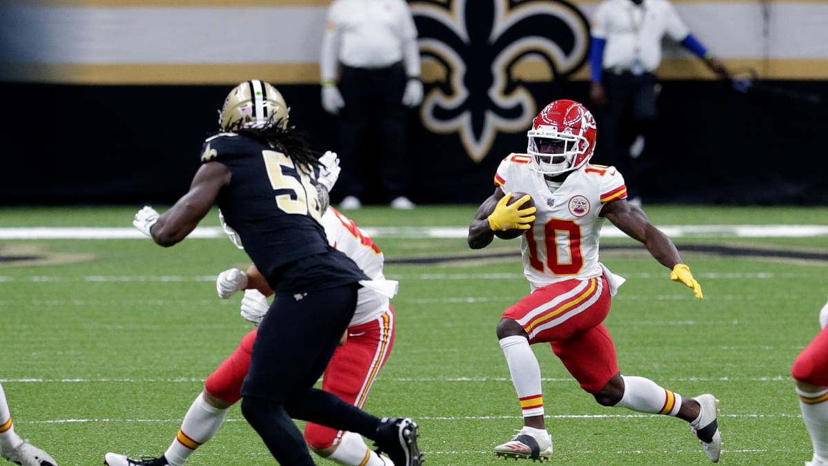 Jared's Sunday NFL Divisional Playoff picks: Browns vs Chiefs and Buccaneers vs Saints