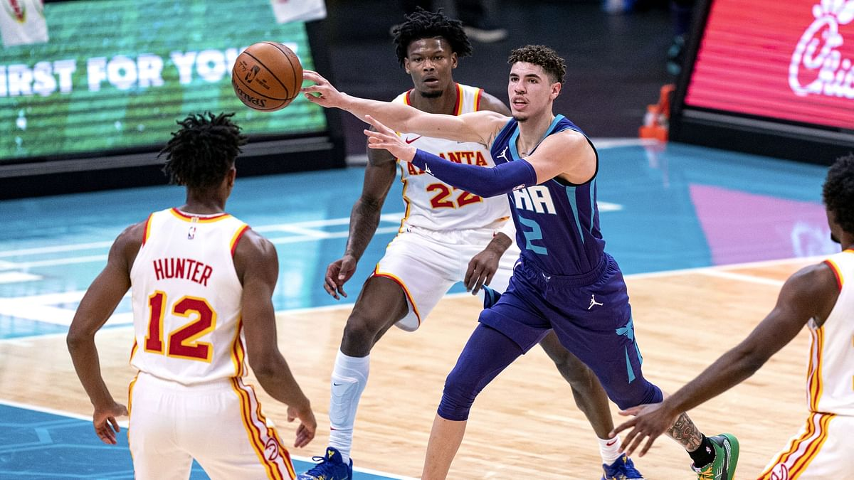 NBA Monday Prop Bets: After a small profit Sunday, Fats Baller looks to Sabonis, Vucevic, Siakam and LaMelo