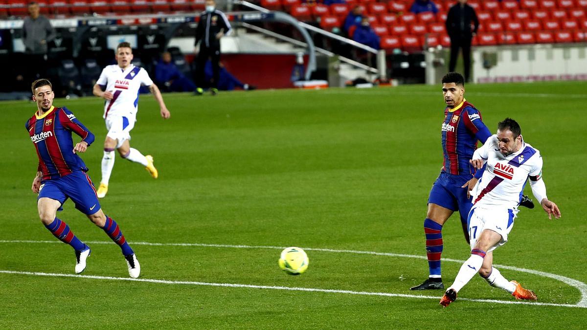 Thursday soccer pick of the day from Feinting the Line: Eibar vs Atletico Madrid in La Liga