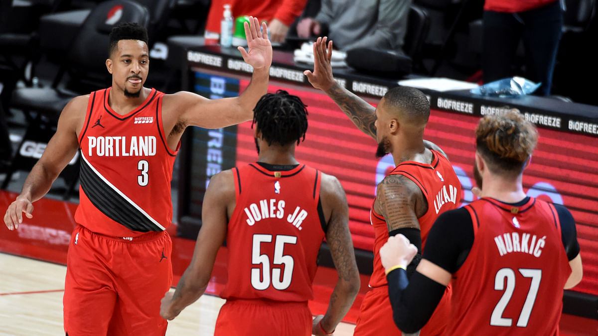 Wednesday NBA Prop Picks: Fats likes Norman Powell, CJ McCollum, Nerlens Noel, Blazers over and 2 parlays