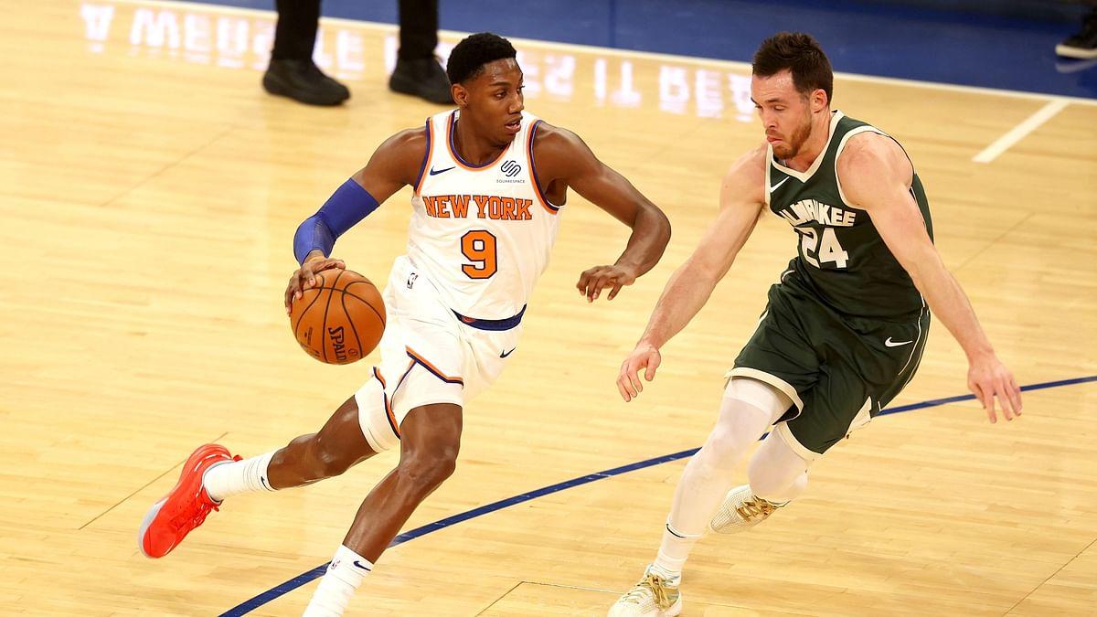 Fats Baller's Monday NBA prop picks: James Harden, RJ Barrett, Elfrid Payton, the Knicks, & the Nets vs Kings