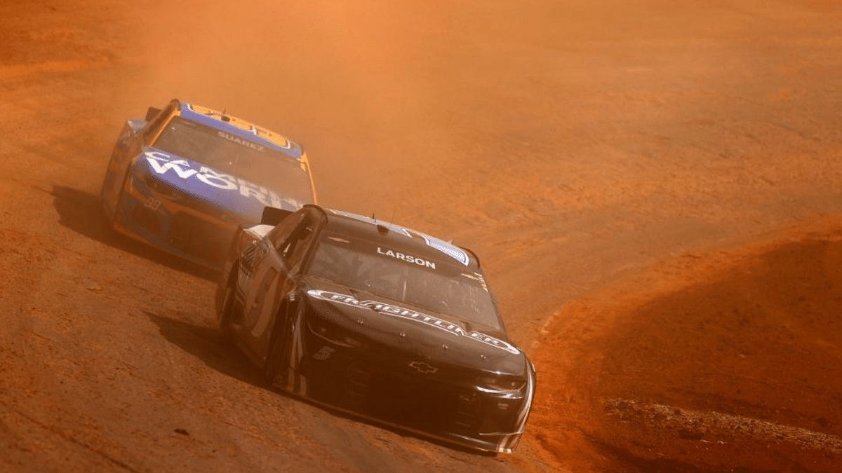 Bet Sunday NASCAR: The Eckel 4 pick Christopher Bell, Kyle Larson in the Food City Dirt Race from Bristol