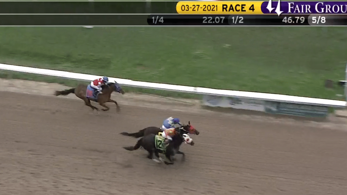 Bottom's Up #2: Maiden winners to watch from Fair Grounds, Golden Gate, Oaklawn, Tampa Bay Downs & Sam Houston