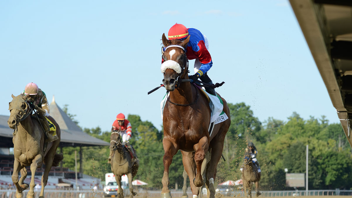 Two late Horse racing picks for the Saturday Santa Anita Stakes races