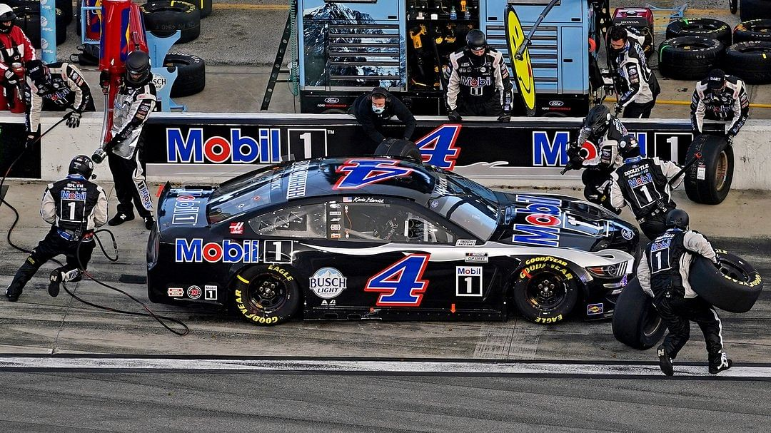 """NASCAR Sunday: Mark Eckel and """"The Eckel 4"""" pick the Folds of Honor 500 —is it Kevin Harvick time in Atlanta?"""