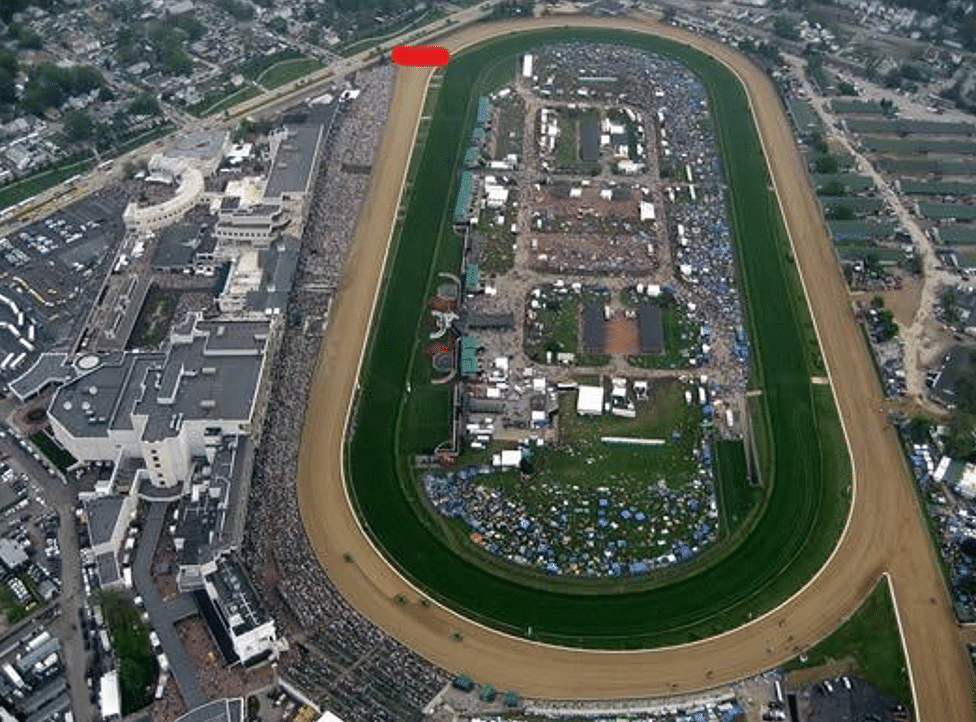 How I see the Kentucky Derby 2