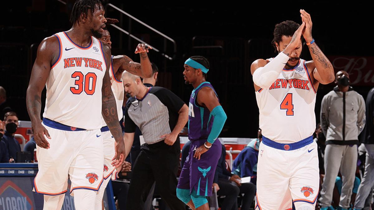 NBA Wednesday Prop Picks: Fats likes Julius Randle, Bogdan Bogdanovic and Knicks vs Hawks