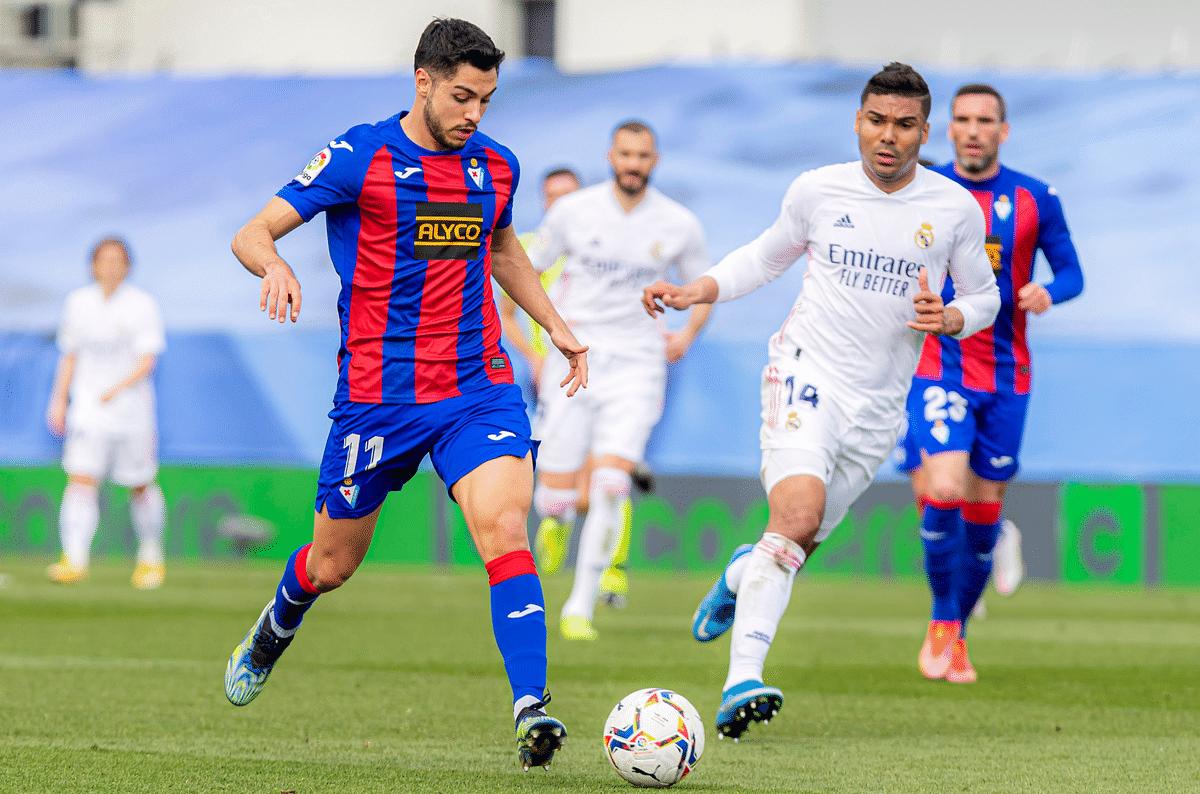 Bet Thursday La Liga: Feinting the Line picks Granada vs Eibar
