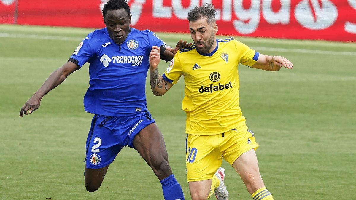 Cadiz and Celta Vigo battle again Sunday.