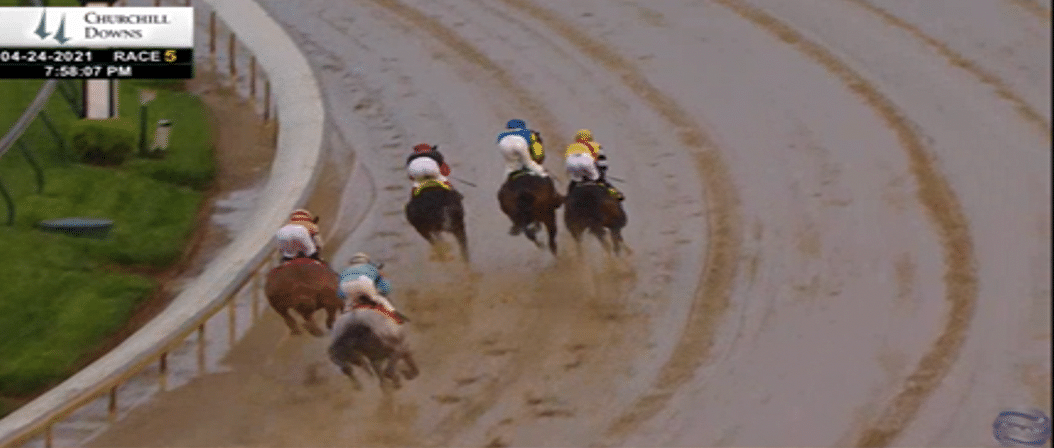 How I see the Kentucky Derby 3