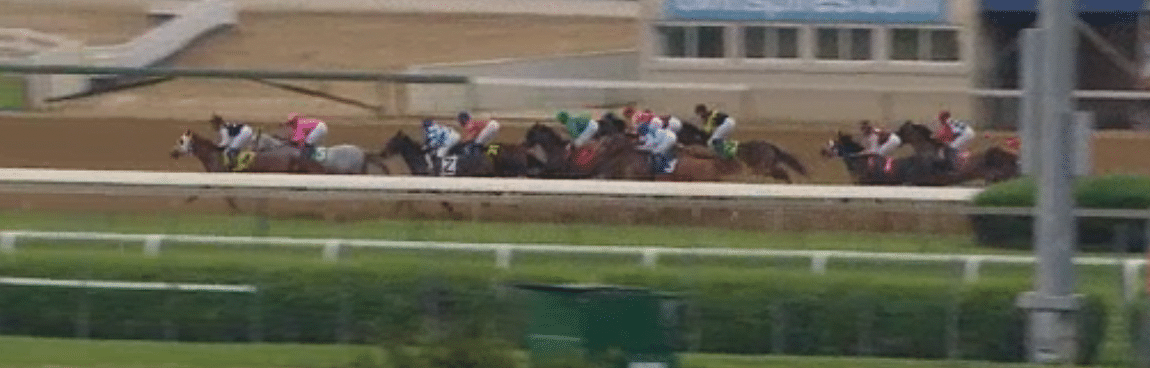 How I see the Kentucky Derby 4