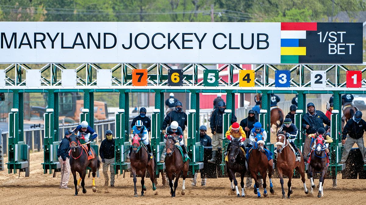 Dad's Hat Happy Hour Horse Racing: Garrity picks Pimlico, Churchill Downs, Gulfstream, Santa Anita, Belmont