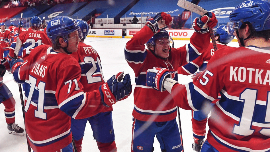 Montreal Canadiens: Countdown to the start of the NHL season, plus changes in Canada's sports betting laws