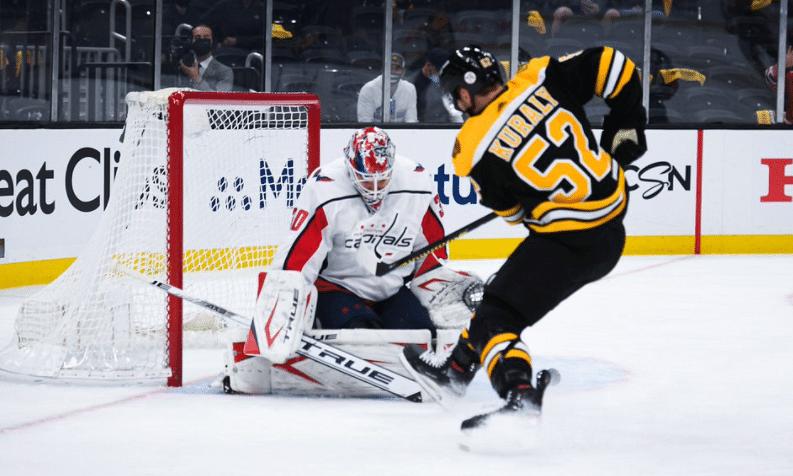 Friday NHL: Thiessen picks Capitals vs Bruins, Hurricanes vs Predators, Jets vs Oilers, Avalanche vs Blues