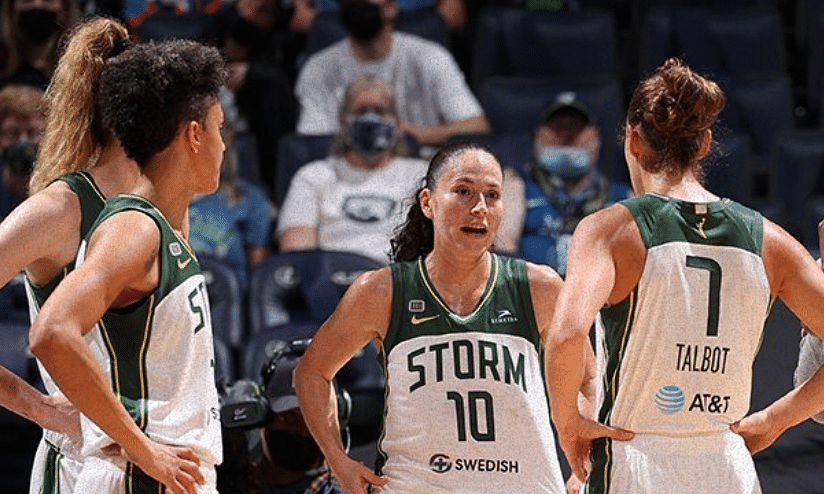 Bet the Saturday WNBA: Our new women's expert, Anne Jackson, picks the Seattle Storm vs Dallas Wings