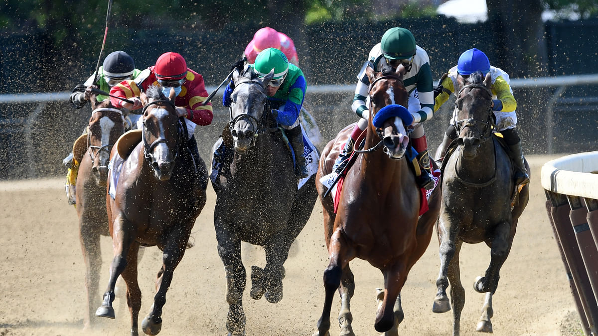 Garrity's Saturday Stakes picks the Kentucky Derby undercard: Pat Day Mile, American Turf, Old Forester, more