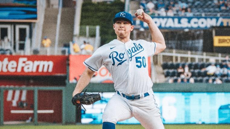 Sunday MLB Strikeout Prop Bets: Krothers picks Kris Bubic, Mike Foltynewicz, Adam Wainwright.