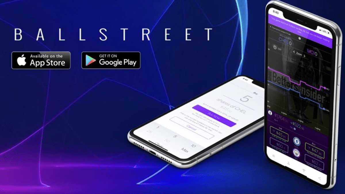 BallStreet Trading launches UEFA Champions League Final market ahead of Manchester City vs Chelsea