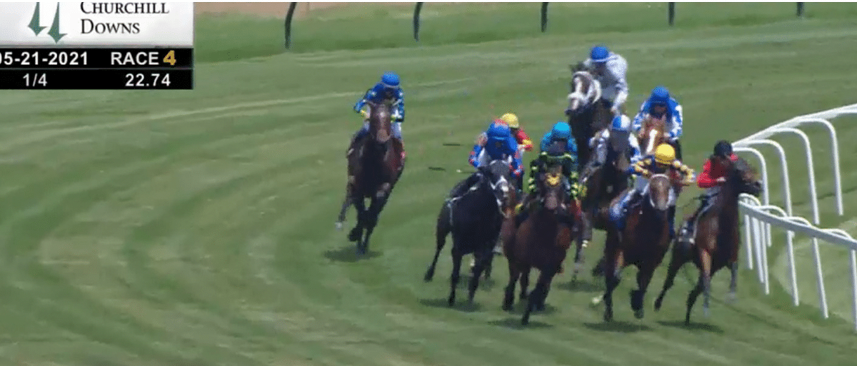Horses to Watch: May 22, 2021.