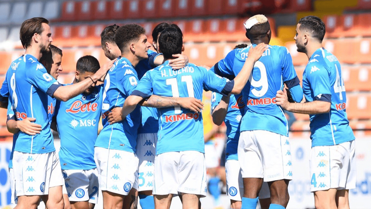 Bet Tuesday Serie A Soccer: Miller picks Napoli vs Udinese, as Napoli seeks a 2nd place finish