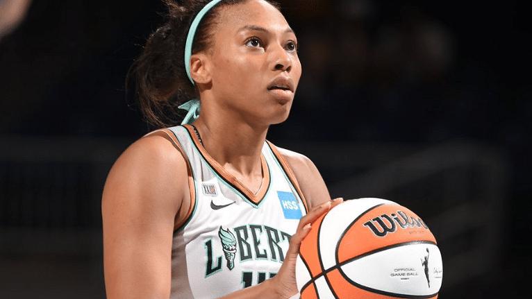 Bet WNBA Monday: Anne Jackson picks the Dallas Wings at New York Liberty