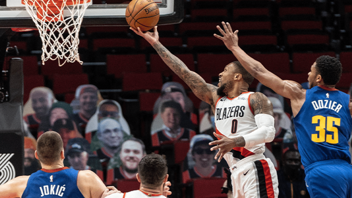 Saturday NBA Playoff Props: Fats picks Damian Lillard, Jeff Green, Jimmy Butler, an over and a spread parlay