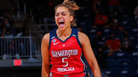 Saturday WNBA: O'Sullivan picks Las Aces at Mystics, Chicago Sky at LA Sparks, NY Liberty at Connecticut Sun