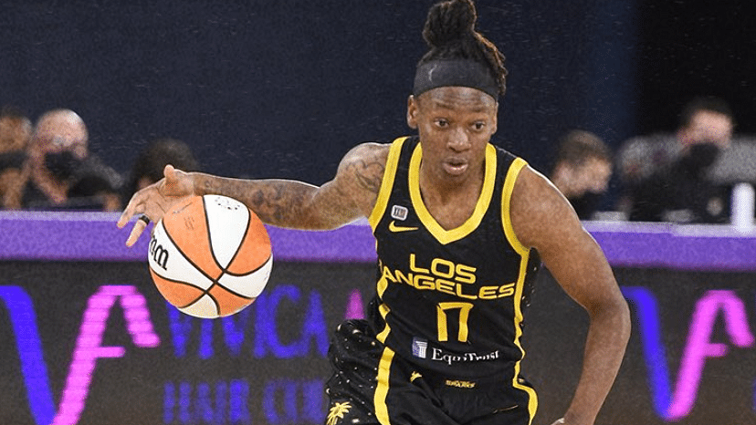 WNBA Sunday: New York Liberty at Los Angeles Sparks and O'Sullivan picks between two teams who can't score