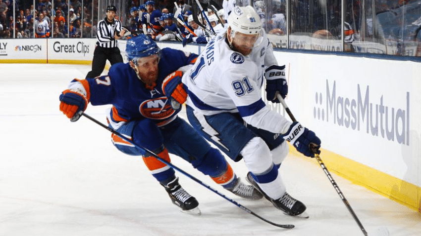Friday NHL Playoffs: Tampa Bay Lightning host New York Islanders in Game 7 –Thiessen picks, Montreal awaits