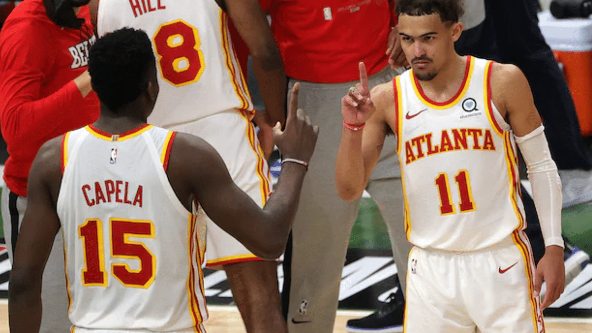 Friday NBA Playoff Props: Fats picks Jrue Holiday, Trae Young and the unappreciated Hawks getting points