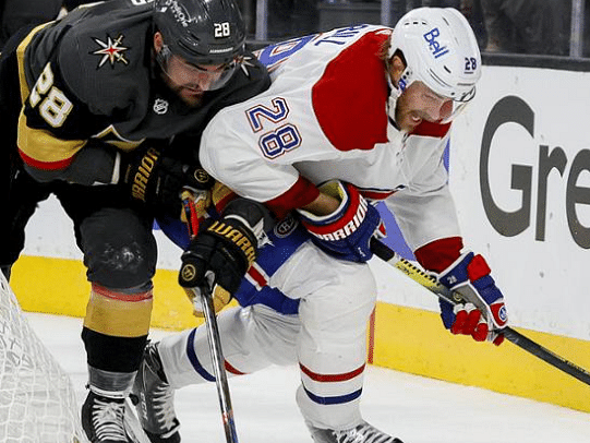 Bet Friday Stanley Cup Hockey: Thiessen returns, picks Vegas at Montreal, with the Canadiens seeking upset win