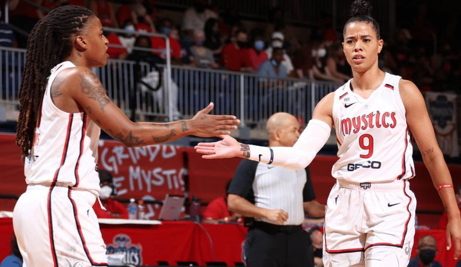 Bet the WNBA Thursday: O'Sullivan picks Los Angeles Sparks at Washington Mystics