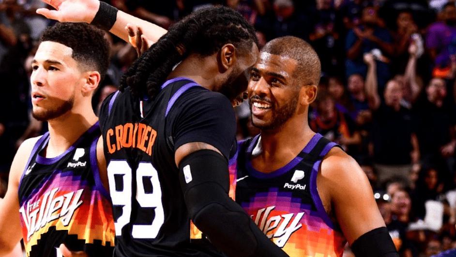 NBA Playoff Prop Bets: It's Nuggets vs Suns & Fats likes Chris Paul, Monte Morris, Cameron Payne, Jae Crowder