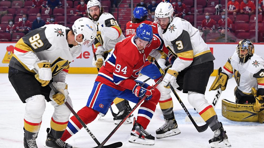 Tuesday NHL: Thiessen picks Canadiens vs Golden Knights and likes Vegas six different ways