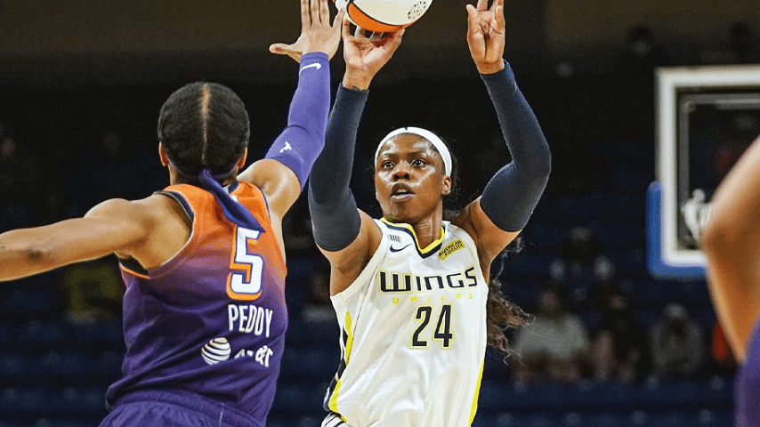 Bet the WNBA: Anne Jackson sees a shootout in the Tuesday late game featuring Dallas Wings vs Phoenix Mercury
