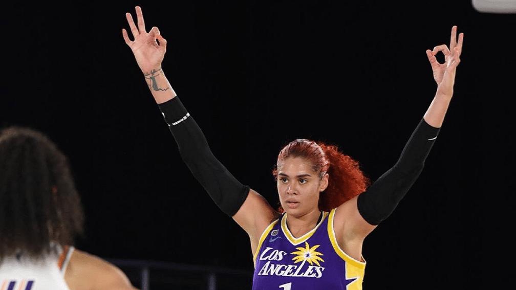 WNBA Friday: O'Sullivan apologizes for parlay stupidity, likes home 'dog in Phoenix Mercury at Los Angeles Sparks