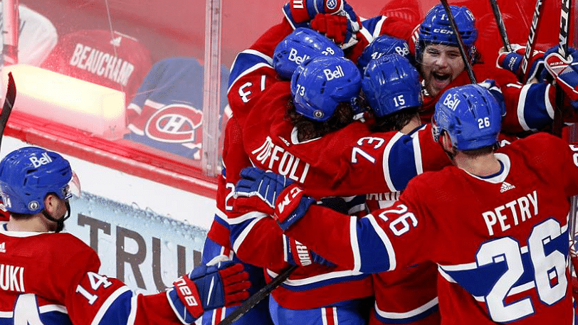 UPDATE: Sunday Stanley Cup Playoffs: Thiessen picks Vegas vs. Montreal, with Canadiens looking for a 3-1 lead