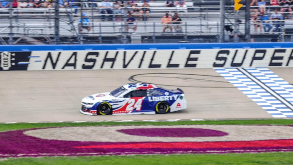 Sunday NASCAR returns to Nashville for the Ally 400 – the Eckel 4 pick Kyle Larson, Brad Keselowski, more