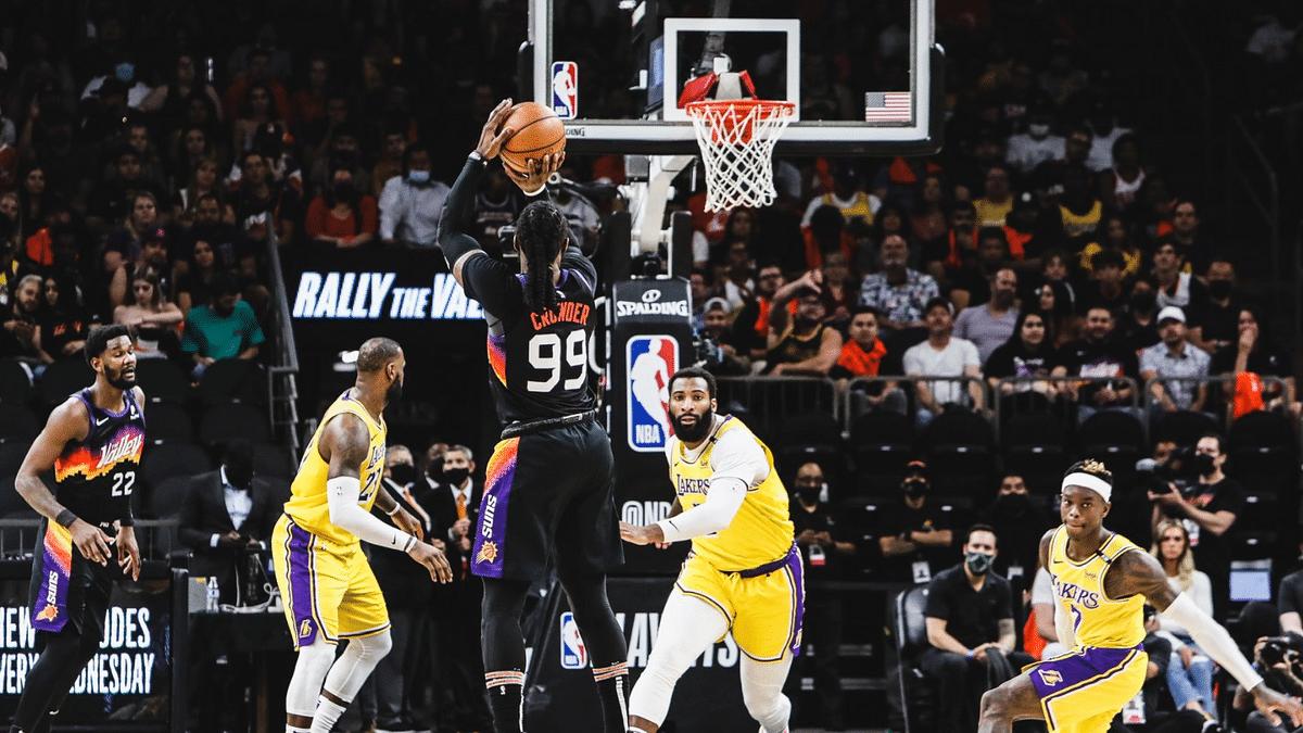 Thursday NBA Playoff Props: Fats picks CJ McCollum, Damian Lillard, Jae Crowder, Carmelo Anthony