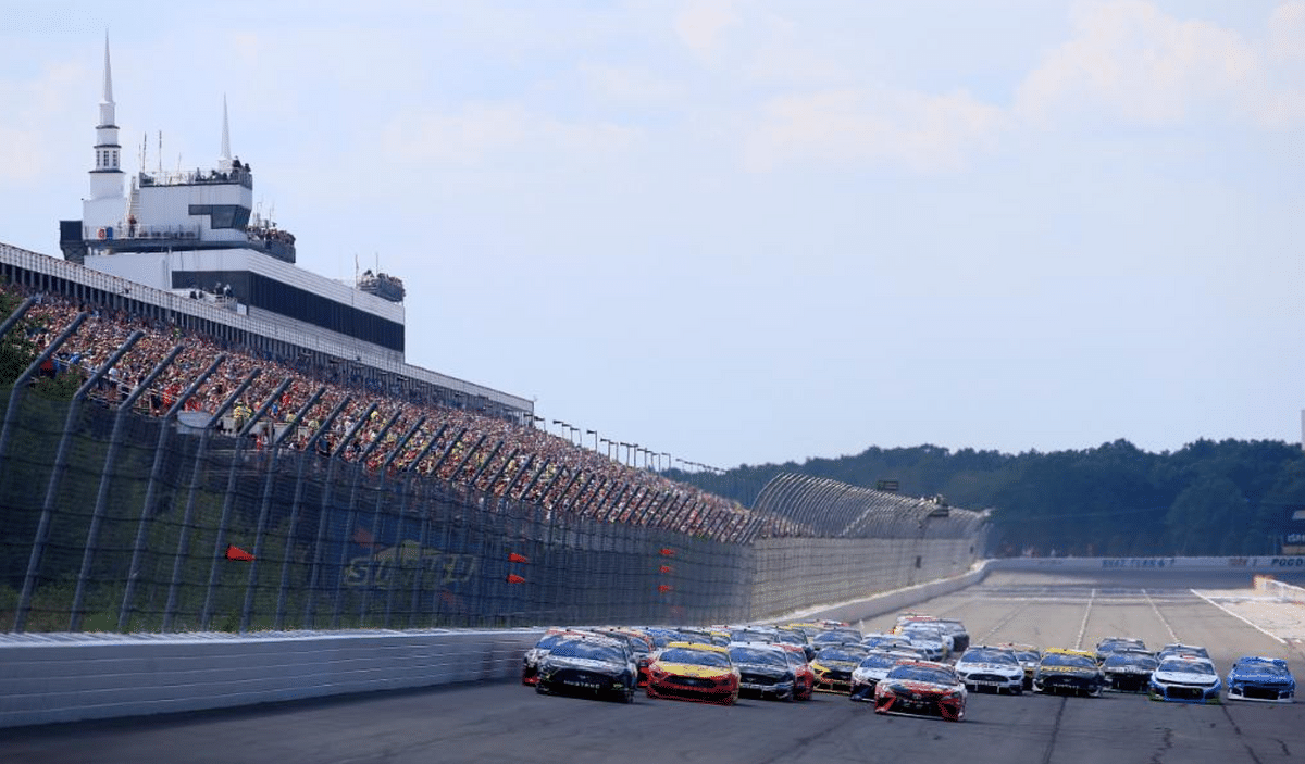 NASCAR Sunday: The Eckel 4 pick the Pocono Mountains 350 with Kyle Busch, Kyle Larson, William Byron on top
