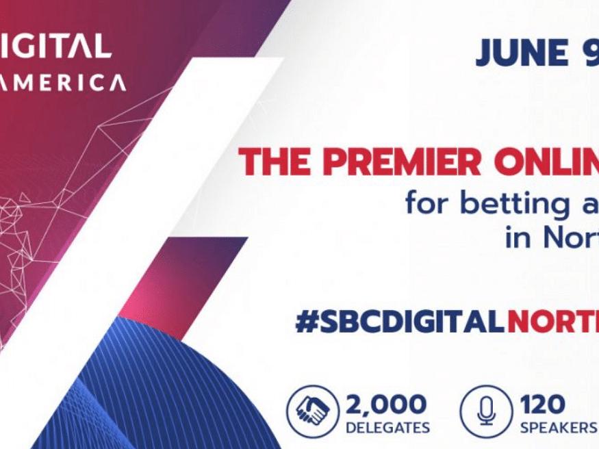 Mims previews SBC Digital North America –virtual betting & gaming conference taking place Thursday & Friday