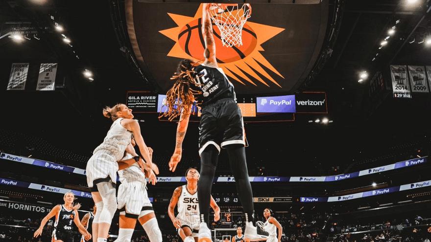 Bet the Tuesday WNBA: O'Sullivan picks Minnesota Lynx at Washington Mystics, Dallas Wings at Phoenix Mercury