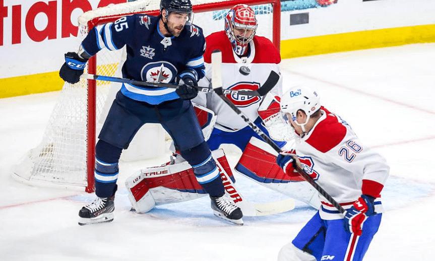 Friday NHL Bets: Thiessen picks Montreal Canadiens v Winnipeg Jets, Colorado Avalanche v Vegas Golden Knights