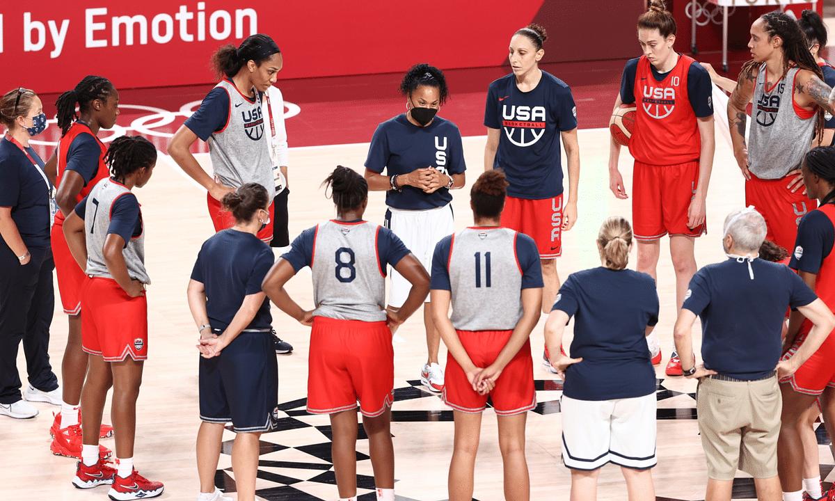 Olympics Women's Basketball: O'Sullivan parlays up USA vs Nigeria and Australia vs Belgium in Tuesday play