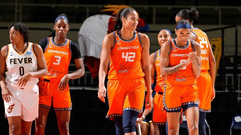 WNBA Saturday: O'Sullivan (5-0 Friday) picks Sun at Fever, Mystics at Liberty, Lynx at Mercury