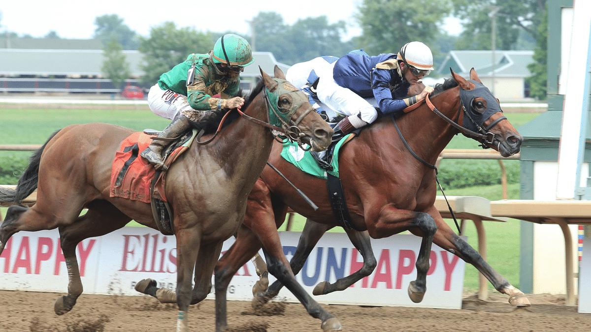 Friday Dad's Hat Happy Hour Horse Racing: Garrity picks Ellis Park, Gulfstream Park, Saratoga and Woodbine