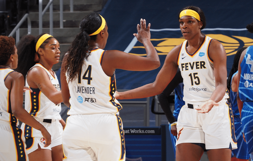 WNBA Thursday: After getting thumped Wednesday, O'Sullivan looks for a low-odds win with the Sun vs Fever