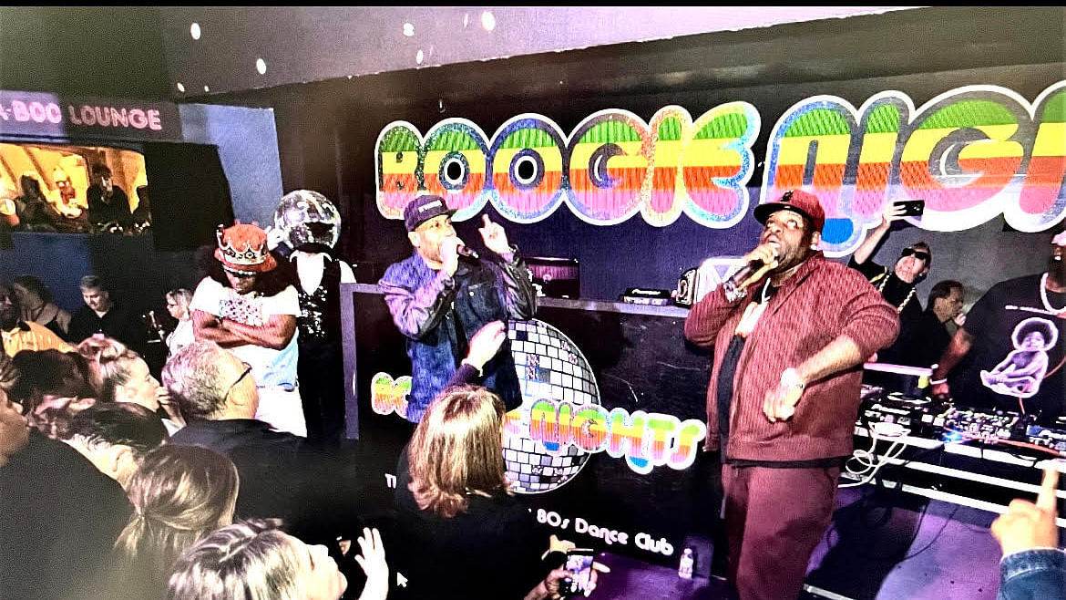 Casino File: Boogie Nights to reopen at Trop, Magic at Harrah's, Water Dog to Bally's, Rivers' poker tourneys