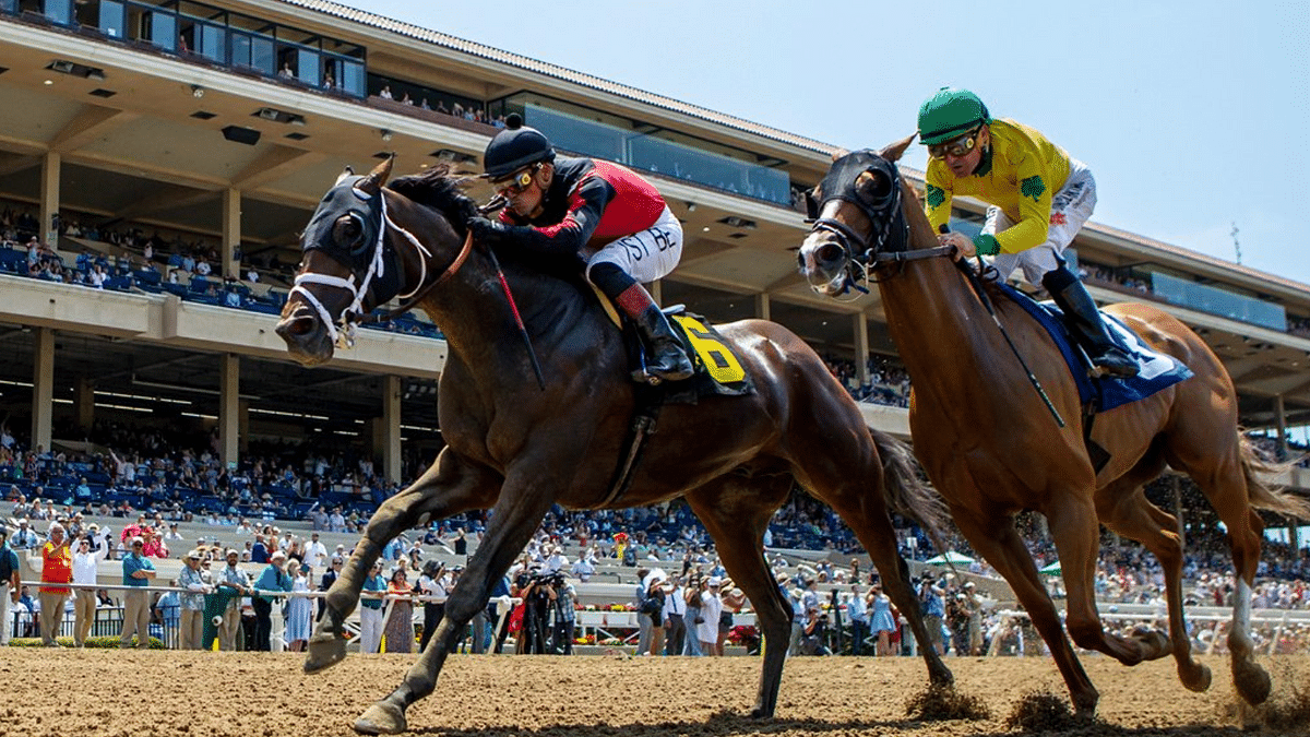 Horse Racing: Garrity's Sunday Stakes heads to Del Mar for the Wickerr and the Cougar II